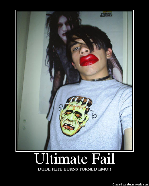 Ultimate fail