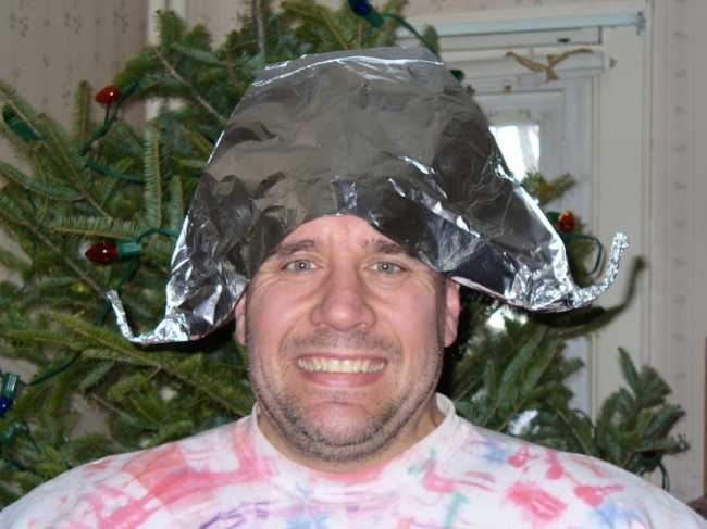 how to make tin foil hats