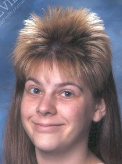 Mullet Chick Picture EBaums World - Haircut ugly girl