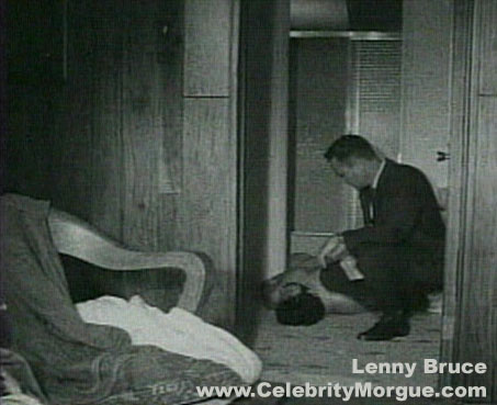 morgue nudes Celebrity