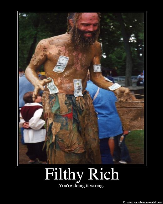 filthy rich - photo #33