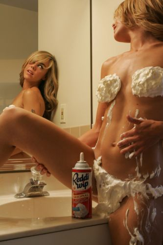 Cool whip nude