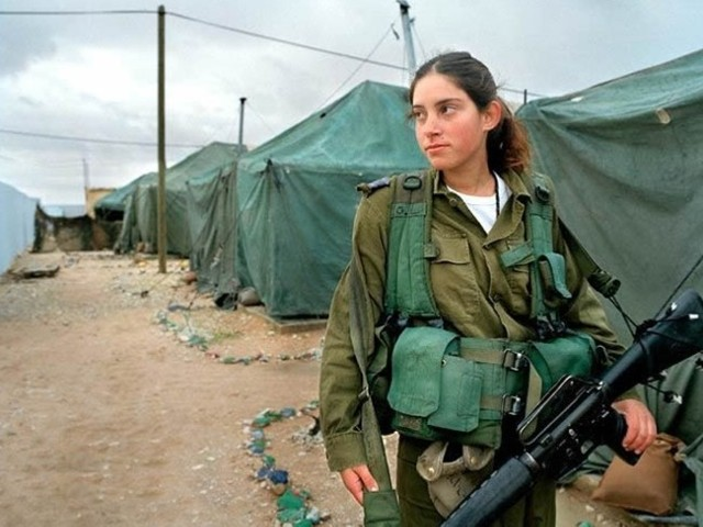 Girls In The Israeli Army Gallery Ebaum S World