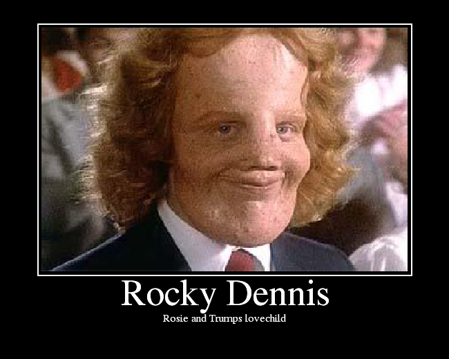 Rocky Dennis Mother Ooops, wrong rocky.