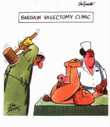 Bargain Vasectomy