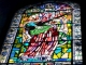 Unconventional Stained Glass Artwork