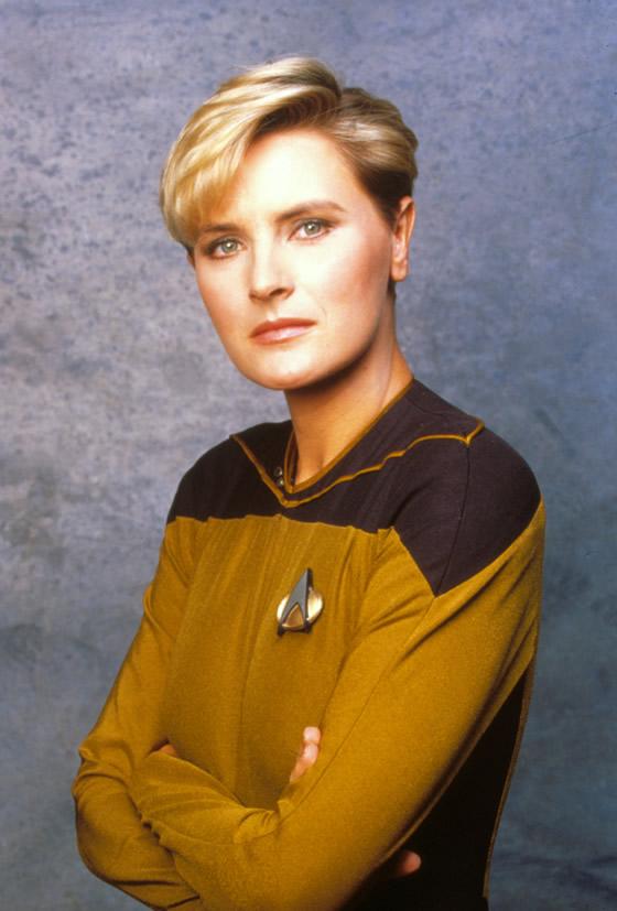 Most Stunning Aliens In Star Trek   ScreenRant