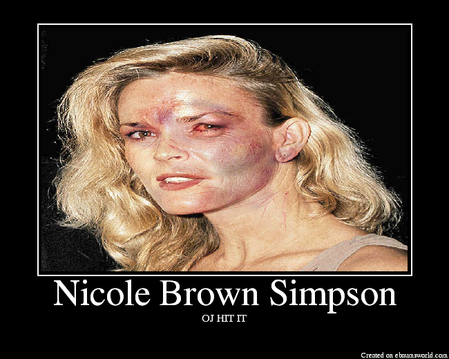 Nicole Brown Simpson Crime Scene