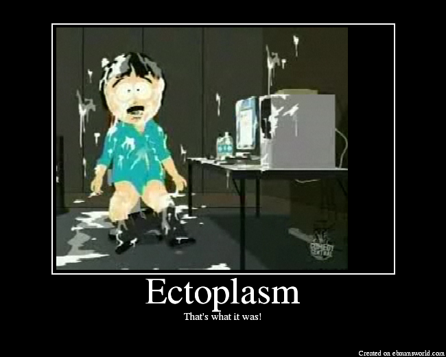 ectoplasm picture ebaums world