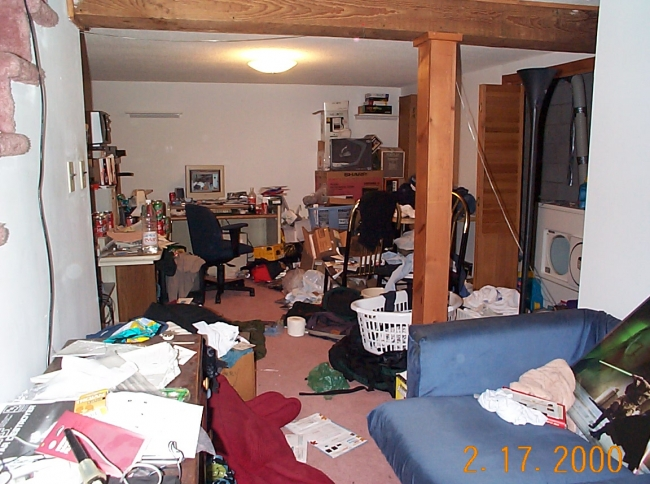 Very Messy Rooms Gallery EBaum 39 S World