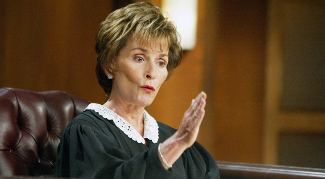 Judge Judy Owning People Compilation