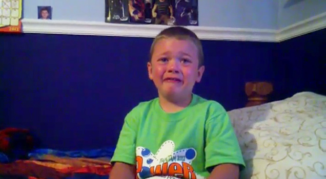 Kid Reacts To Brad Lillibridge Being Traded To The Red Sox ...