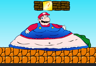 Clinically Obese Mario