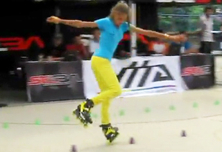 European Freestyle Skating Championship 2012