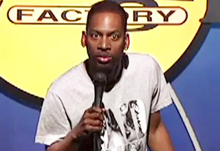 Tony Rock - Arguing With Black Girls