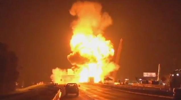 Raw Video Massive Explosion Explosions Video Ebaum S World