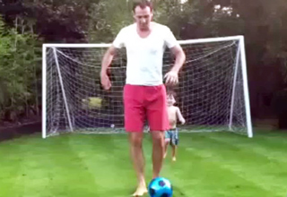 How NOT to Play Soccer With Your Kid