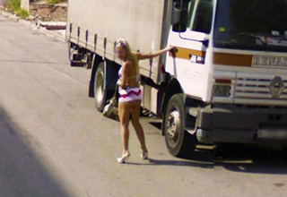 Funny And Bizarre Google Street Views