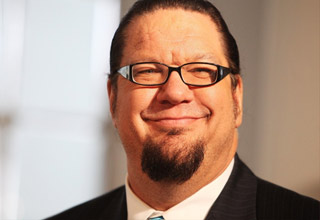 Penn Jillette On The Wendy Williams Show