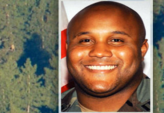 Terrifying Video Of The Dorner vs. Police Shootout