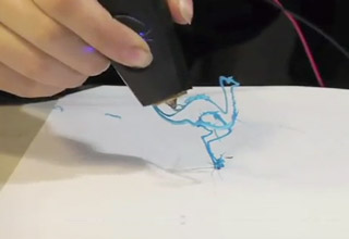 The 3Doodler- The First 3D Drawing Pen