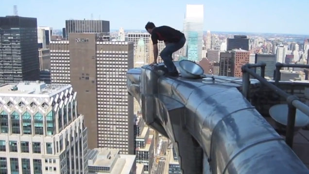 Exploring The Chrysler Building Insanity Video Ebaum