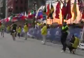 Raw Video Of Boston Marathon Explosions