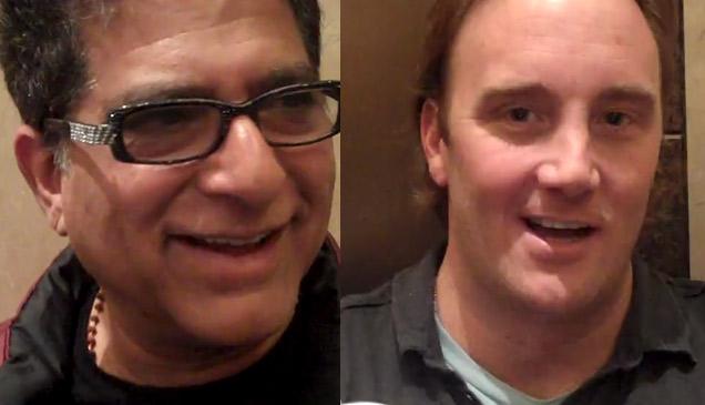 Opies Elevator - Jay Mohr, Deepak Chopra, And The Stanley Cup view on ebaumsworld.com tube online.