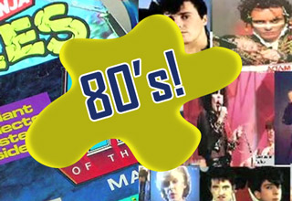 The Ultimate 80's Flashback!
