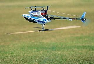Manejando un Helicoptero R/C (Modo Dios)