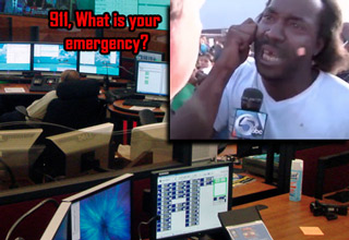 Charles Ramsey 911 Call (Full Version)