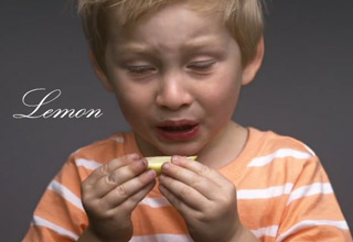 Slow-mo Reel of Kids Tasting Foods For The First Time