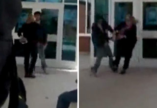 Assistant-Principal in Warren Michigan Harasses Student.