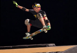 15 Year Old Lands A 1080 At The X-Games