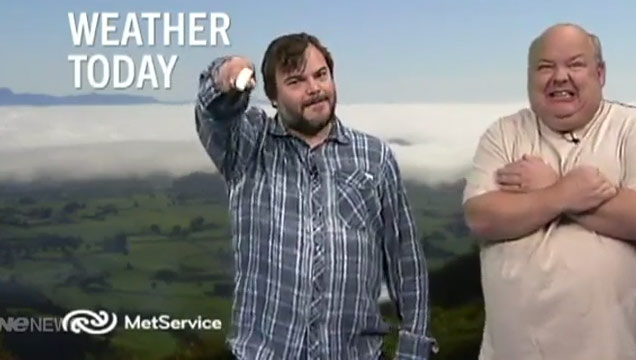 Tenacious D Does The Weather view on ebaumsworld.com tube online.