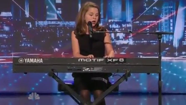 Anna Christine Sings House Of The Rising Sun America's Got Talent view on ebaumsworld.com tube online.