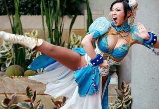 Shoved inside nude pic game cosplay gallery fuck