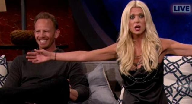 Tara Reid Tries Really Hard to Not Sound Stupid On TV view on ebaumsworld.com tube online.