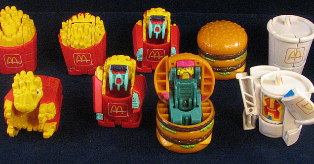Popular 80s Toys : Happy meal toys from the s and pop culture gallery
