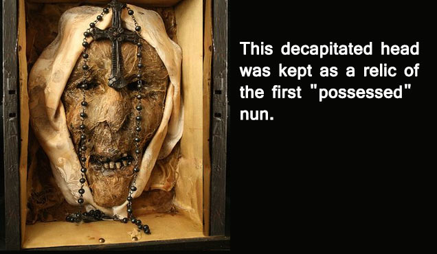 20 Scary Real Photos