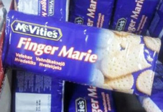 finger marie cookies