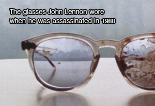 john lennons glasses
