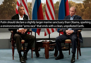 barack obama and vladamir putin