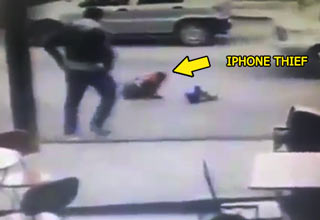 iphone thief owned