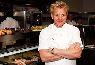 gordon ramsay crossing arms