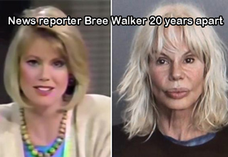 bree walker 20 years apart