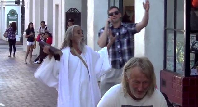 weed jesus livin u0026 39  the thug life