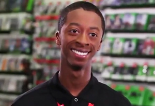 EB games employee