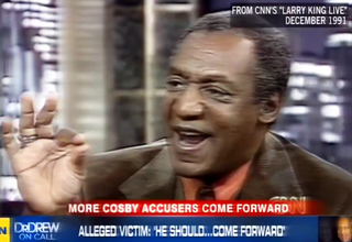bill cosby on larry king live 1991