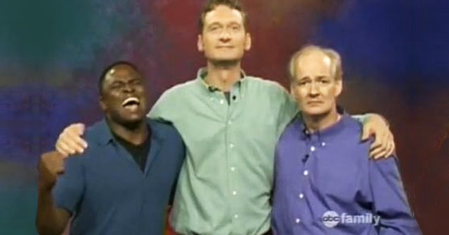 wayne brady ryan stiles and collin